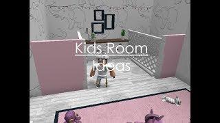 Kids Room Ideas - Roblox Bloxburg