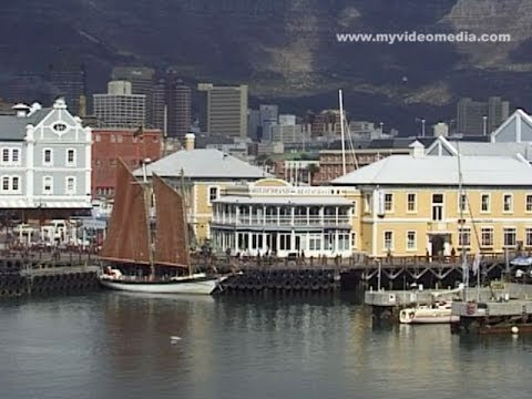 Waterfront, Cape Town - Südafrika, South Africa Travel Channel