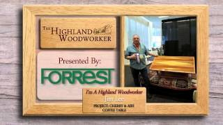 The Highland Woodworker - Episode 14