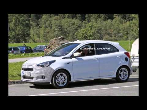 Ford Prepares New European City Car Ford Ka