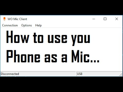 how to use ypao mic