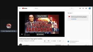 Satan's Rage over Farrakhan