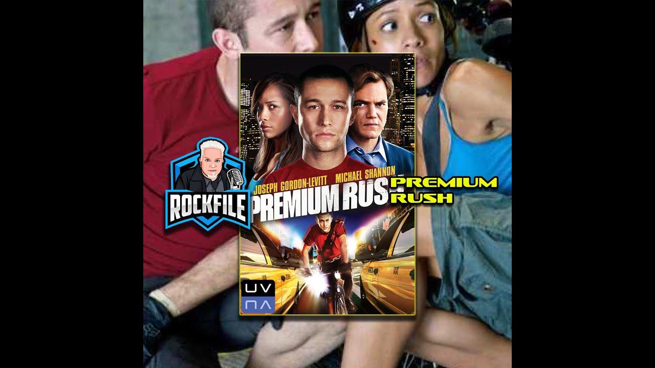 Download PREMIUM RUSH (2012) Review ROCKFILE Podcast 231
