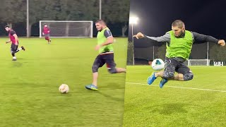 Celebrities Playing Football • McGregor, K.Nurmagomedov