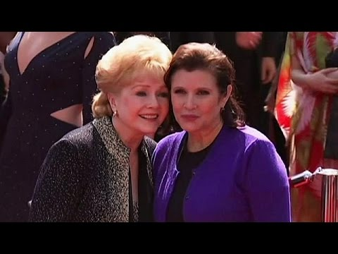Debbie Reynolds and Carrie Fisher to be buried together