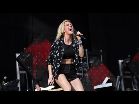 ELLIE GOULDING - Anything Could Happen | T in the Park 2014