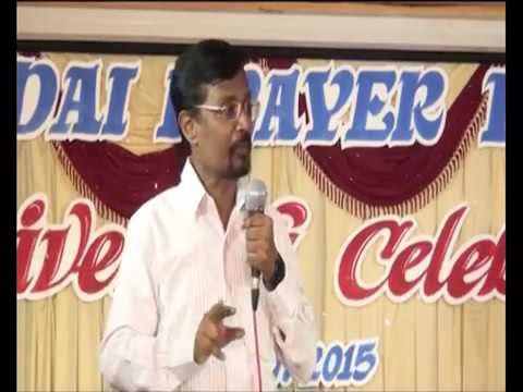 Vincent Selvakumar Message | Mt 7 : 22, 23 | Ministry, according to the will of God