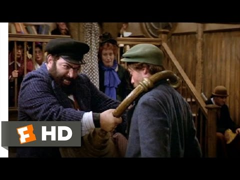 Popeye (2/8) Movie CLIP - I'm Mean (1980) HD