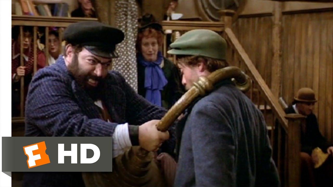 Popeye 2 8 Movie Clip I M Mean 1980 Hd Youtube