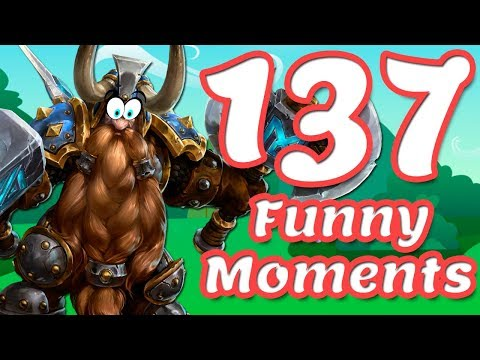 Heroes of the Storm: WP and Funny Moments #137