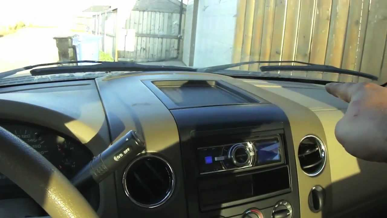 small resolution of diy ford f150 stuck heater hvac vents repair