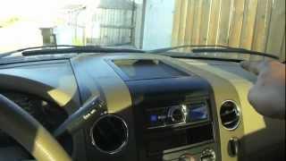 Diy Ford F150 Stuck Heater Hvac Vents Repair