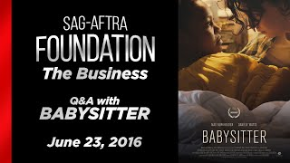 The Business: Q&A with BABYSITTER