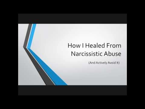 avoid dating narcissist