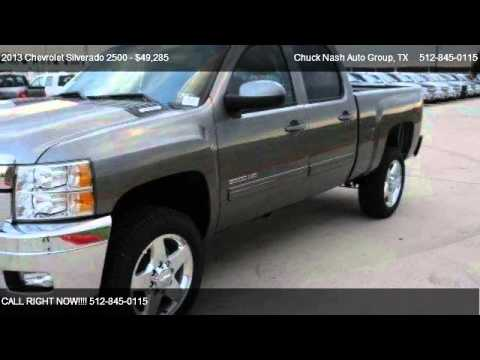 2013 chevrolet silverado 2500 ltz for sale in san marcos tx 78667 youtube. Black Bedroom Furniture Sets. Home Design Ideas