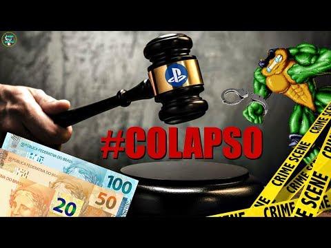 COLAPSO JUDICIAL (PARTE III) - A JUÍZA SONYSTA! - Feat. Sonystas do Mal