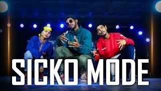 TRAVIS SCOTT - SICKO MODE FT. DRAKE | DANCE CHOREOGRAPHY | HARIOM