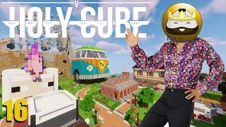 Holycube V 16 La Chemise Hippie !