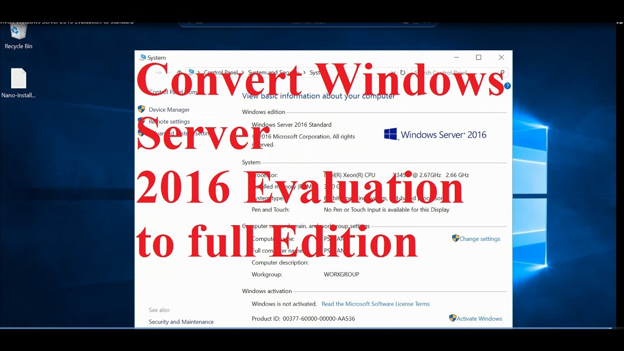 Windows server 2016 datacenter edition download | WINDOWS SERVER
