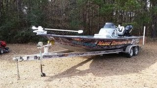 Used 2012 Majek 25 Extreme for sale in Pascagoula, Mississippi