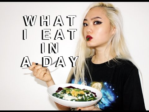 What I Eat In A Day #1 (Vegan)