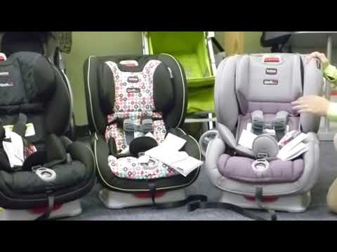 Marathon Click Vs Boulevard Advocate Convertible Car Seats By Britax