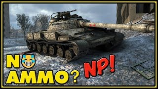 No Ammo? No Problem! - Object 907 - 11 Kills - World of Tanks Gameplay