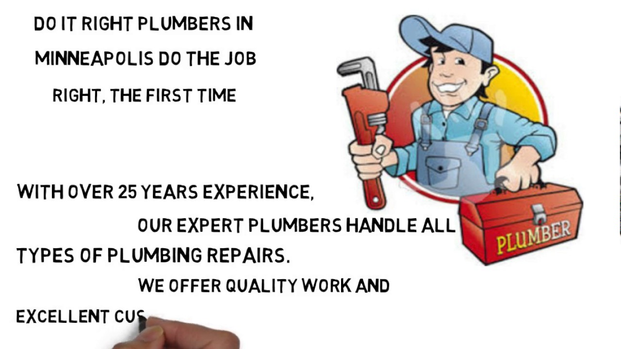 Do It Right Plumbing We The First Time Always