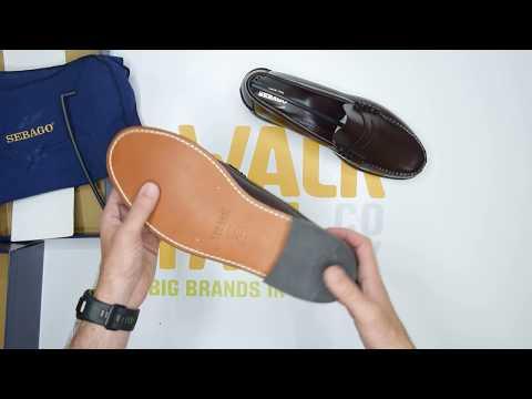 Sebago Classics - Leather Cordo - Unboxing | Walktall