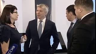 В Ярославле министр спорта России посетил Государственное училище олимпийского резерва