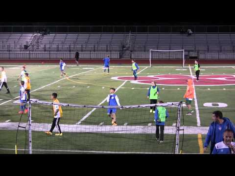 Sonoma County Sol Soccer league game against FC Tacoma.  April 11, 2015.