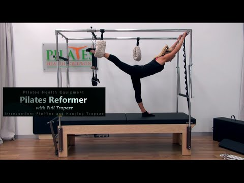 Pilates Exercises | Fluffies | Hanging Trapeze | Pilates Health Equipment