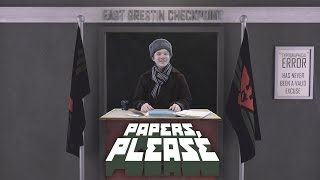 Papers, Please: Typographical Errors | WHITE LIGHTNING HQ