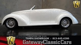 1939 Ford Cabriolet Convertible