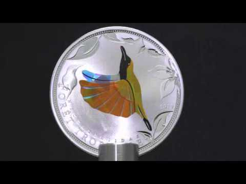 VerzamelaarsMarkt.nl Togo 1000 Francs 2010 The Sunbirds