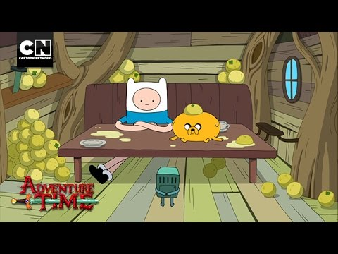 Are You Ready For Some Football? I Adventure Time I Cartoon Network