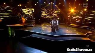 EMD - Baby Goodbye / Melodifestivalen 2009 [16:9 HQ]