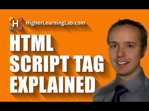 HTML Script Tag Explained