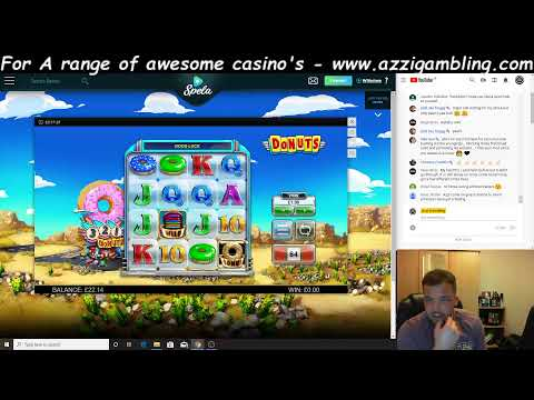 Live Casino Action!