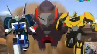 Трансформеры  Роботы под Прикрытием   Приколы #2