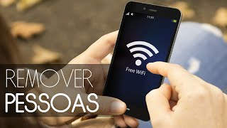 Como remover pessoas da sua rede WiFi
