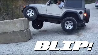 homepage tile video photo for 2005 Jeep Rubicon Flex Fail