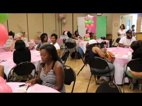 Baby Shower (Princess Emeri) The Parks. By SnapShots On Demand