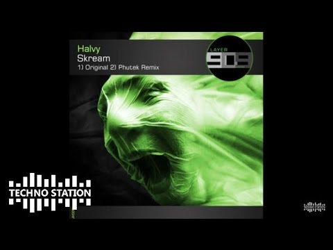 Halvy - Skream (Phutek Remix)