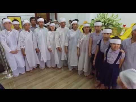 Lễ tang Anh Nguyễn Đình Chương 2
