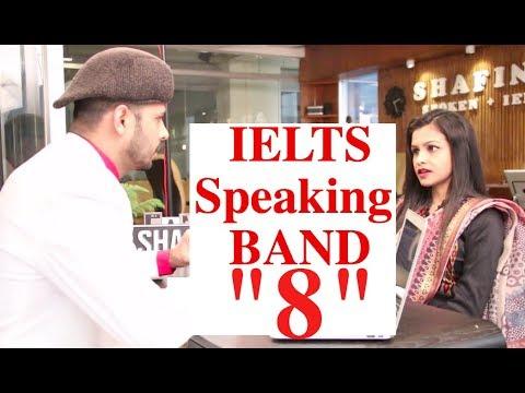 IELTS BAND-8.||Speaking Sample Test.