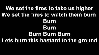 Chelsea Grin - Playing With Fire (+lyrics)
