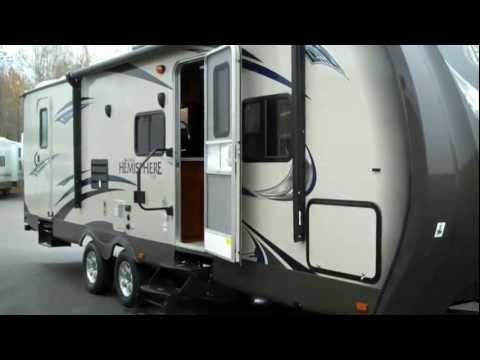 New 2013 Forest River Salem Hemisphere 272BH Bunkhouse Travel Trailer RV *Savings Ranger Deal
