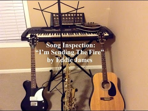 Im Sending The Fire chords by Eddie James - Worship Chords