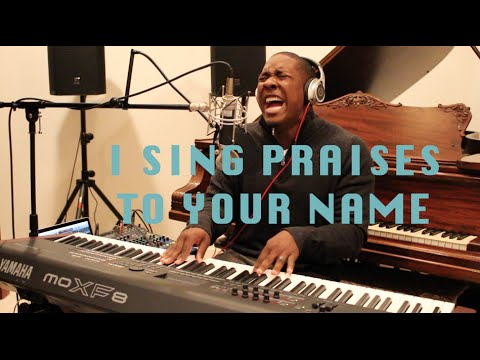 I Sing Praises To Your Name (Live Cover Piano Cover) Jared Reynolds